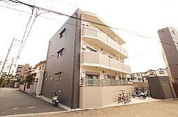 大阪府吹田市内本町3丁目の賃貸マンションの外観