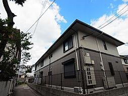 兵庫県神戸市須磨区養老町1丁目の賃貸アパートの外観