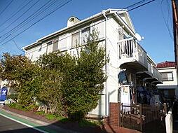 東京都葛飾区鎌倉3丁目の賃貸アパートの外観