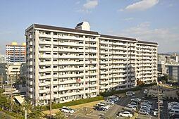 福岡県福岡市東区香椎浜1丁目の賃貸マンションの外観