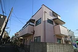 千葉県市川市平田4丁目の賃貸マンションの外観