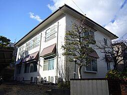 大阪府箕面市半町4丁目の賃貸アパートの外観