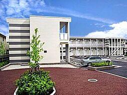 埼玉県川口市大字神戸の賃貸アパートの外観
