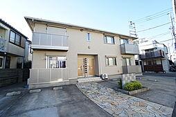 京王相模原線 京王稲田堤駅 徒歩6分の賃貸アパート