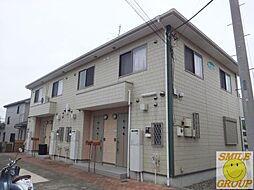 [テラスハウス] 千葉県船橋市上山町1丁目 の賃貸【/】の外観