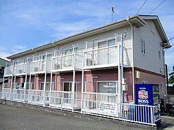 神奈川県横浜市神奈川区羽沢南1の賃貸アパートの外観