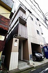 神奈川県横浜市鶴見区尻手1丁目の賃貸マンションの外観