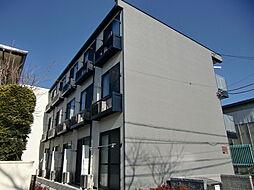 埼玉県さいたま市南区文蔵5丁目の賃貸マンションの外観