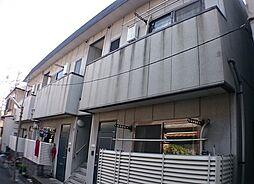 倉本ハイツ[1階]の外観