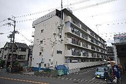 村野マンション[5階]の外観