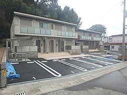 サフィール・シャトレ A棟[1階]の外観