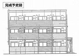 アイリス関場[1階]の外観