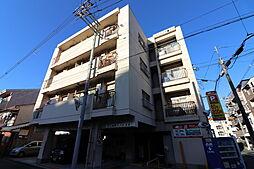 小山マンション[3階]の外観