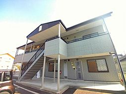JR大糸線 信濃松川駅 3.3kmの賃貸アパート