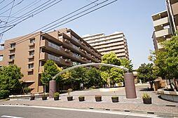 フロール川崎下平間1号棟[7階]の外観