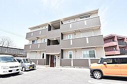 大阪府堺市中区陶器北の賃貸アパートの外観