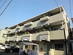 埼玉県さいたま市北区東大成町1丁目の賃貸マンションの外観
