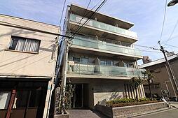 キャッスル山本[2階]の外観