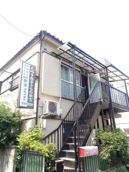 フラワー荘 2階の賃貸【東京都 / 中野区】