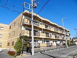 内田レジデンス[3階]の外観