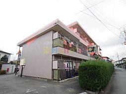 東京都昭島市緑町4の賃貸マンションの外観