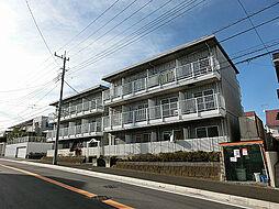 キャッスル南生田[3階]の外観