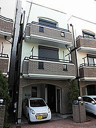 [一戸建] 神奈川県横浜市港北区樽町2丁目 の賃貸【/】の外観