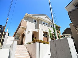 兵庫県神戸市須磨区行幸町4丁目の賃貸アパートの外観