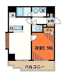 聖蹟桜ヶ丘駅 8.0万円