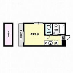 ルート須玖[1階]の間取り
