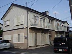 神奈川県平塚市四之宮3丁目の賃貸アパートの外観