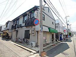 兵庫県神戸市兵庫区中道通9丁目の賃貸アパートの外観