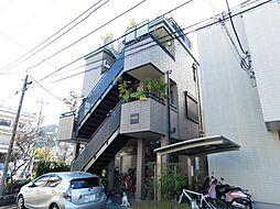 神奈川県鎌倉市大船2丁目の賃貸マンションの外観