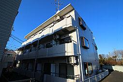 グリーンヴァレー稲田堤[1階]の外観