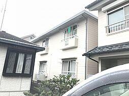 神奈川県横浜市鶴見区北寺尾3丁目の賃貸アパートの外観