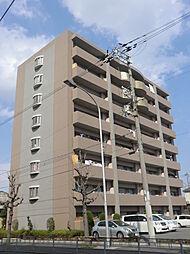 大阪府大阪市平野区加美北7丁目の賃貸マンションの外観
