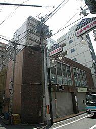 大阪府大阪市中央区宗右衛門町の賃貸マンションの外観