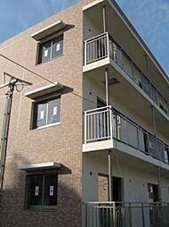 サンハウス羽犬塚[3階]の外観