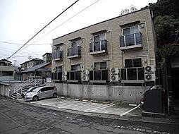 長崎県長崎市淵町の賃貸アパートの外観