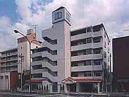 神奈川県川崎市宮前区有馬4丁目の賃貸マンションの外観
