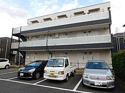 神奈川県横浜市栄区笠間5丁目の賃貸マンションの外観