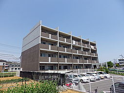 ソルクレストK弐番館[2階]の外観