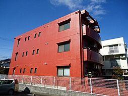愛知県名古屋市名東区藤森2丁目の賃貸マンションの外観