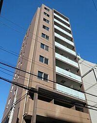ディアレイシャス上野浅草[10階]の外観