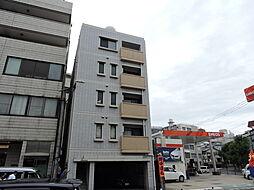 長崎県長崎市平和町の賃貸マンションの外観