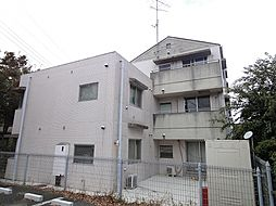 神奈川県横浜市港北区新吉田東6丁目の賃貸マンションの外観