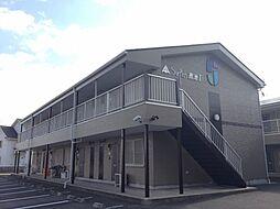 愛知県碧南市雨池町2丁目の賃貸アパートの外観