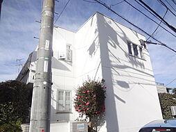 千葉県市川市塩焼3丁目の賃貸マンションの外観