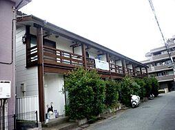 [テラスハウス] 神奈川県川崎市多摩区中野島6丁目 の賃貸【/】の外観