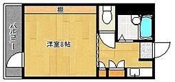 メディカルコーポI[303号室]の間取り
